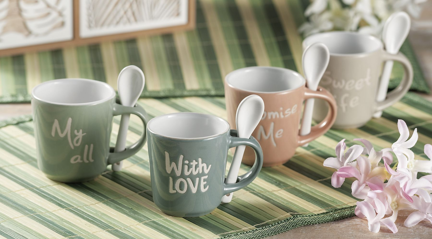 TAZZINA CAFFE C CUCC CERAM ASS